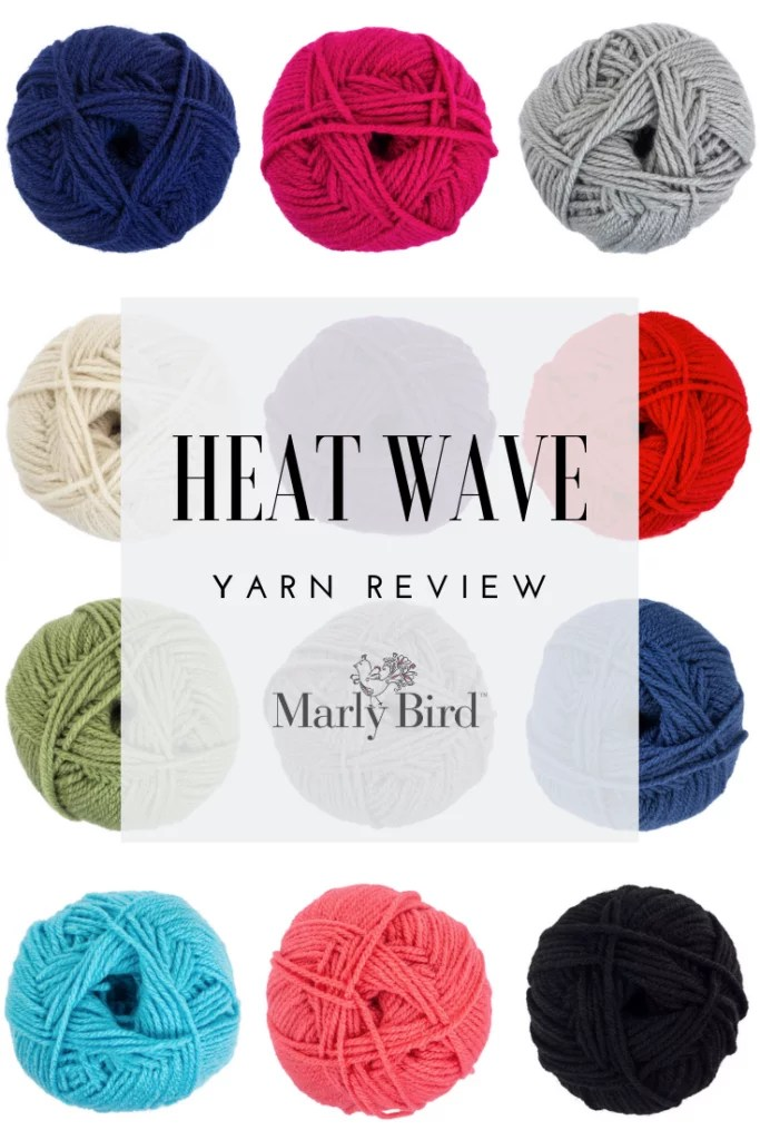 Purchase Heat Wave by Red Heart