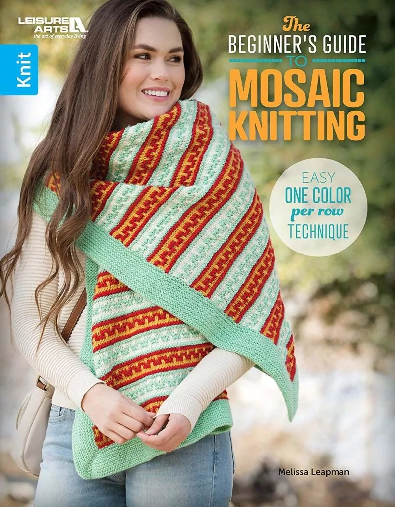 Purchase The Beginners Guide to Mosaic Knitting by Melisa Leapman