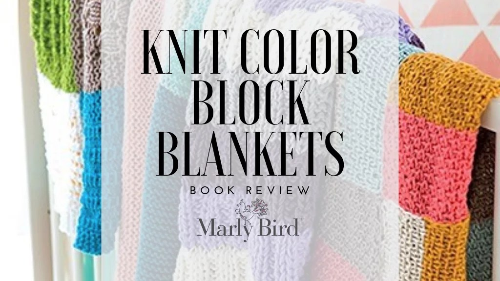 Purchase a copy of Knit Color Block Blankets