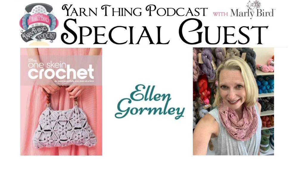 Yarn Thing Podcast Guest Ellen Gormley