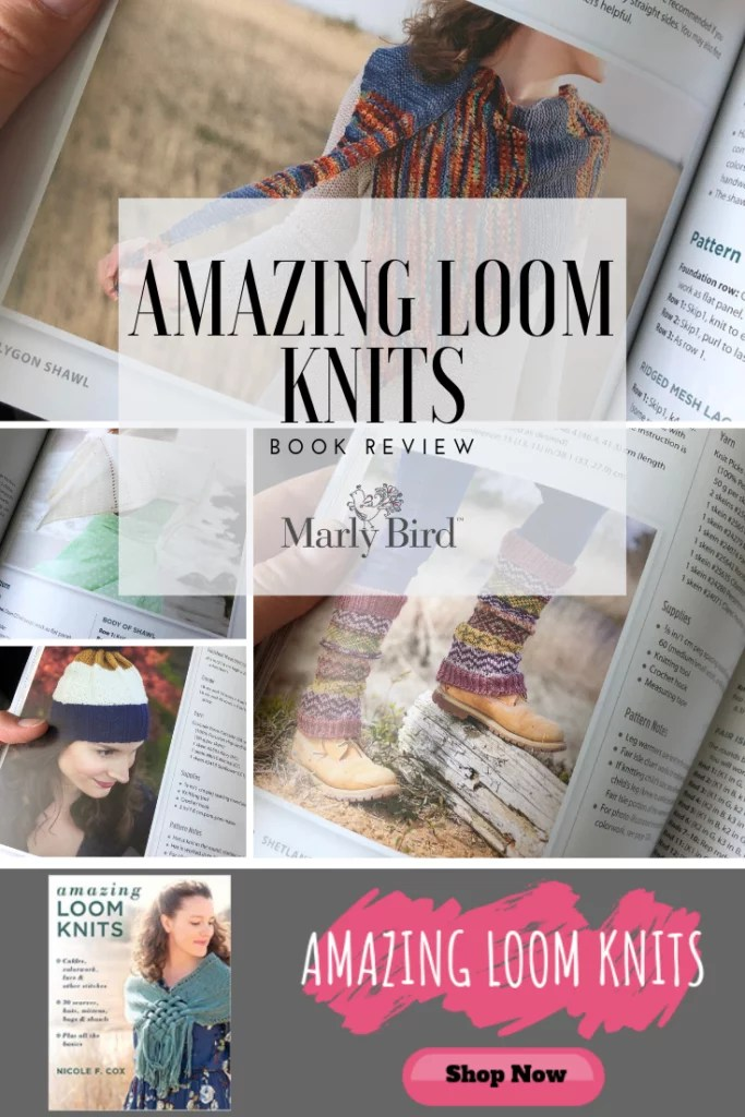 Purchase Amazing Loom Knits on Amazon