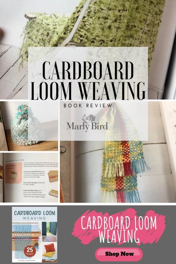 Purchase a copy of Cardboard Loom Weaving
