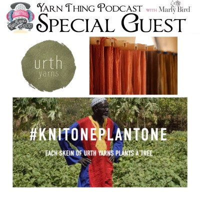 Urth Yarn and Giving Back