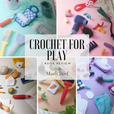 Crochet Toys for Make-Belive