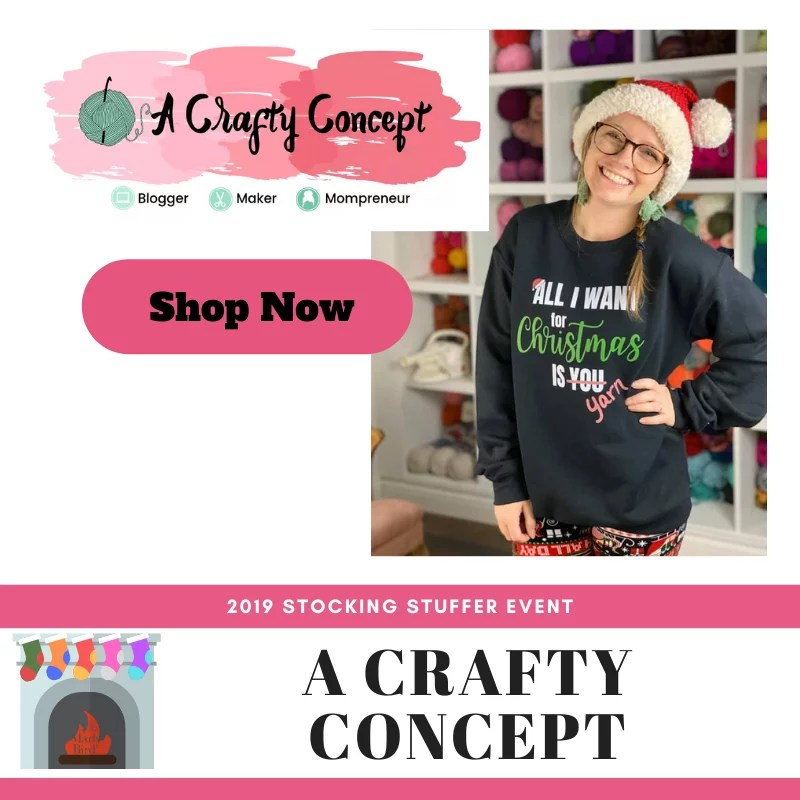 Shop A Crafty Concept-2019 Stocking Stuffers with Marly Bird