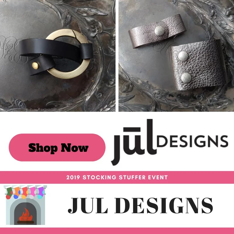 Shop Shawl Cuffs from JUL Designs