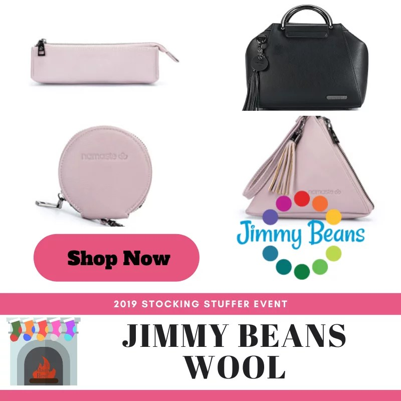 Shop Jimmy Beans Wool in the 2019 Stocking Stuffer Event with Marly Bird