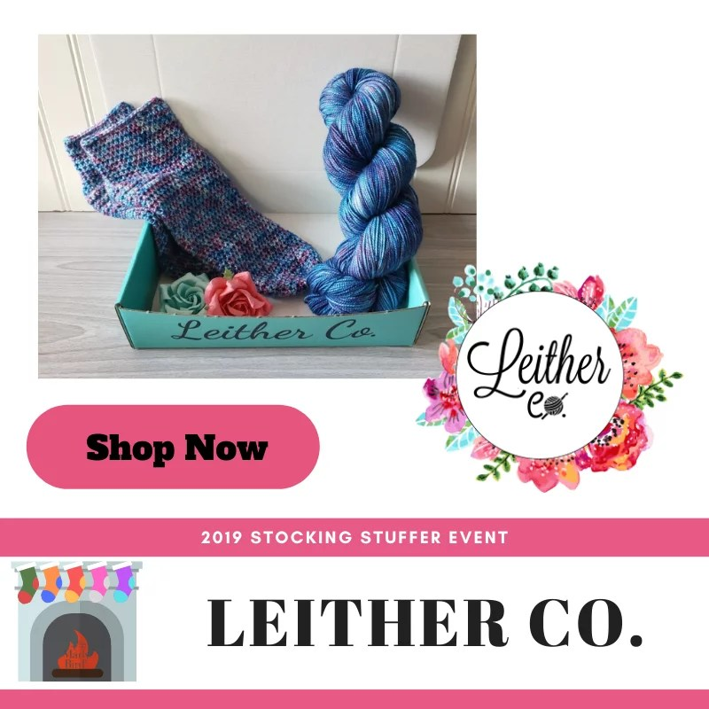 Shop Leither Co Crochet Kits for Crochet Gift Ideas