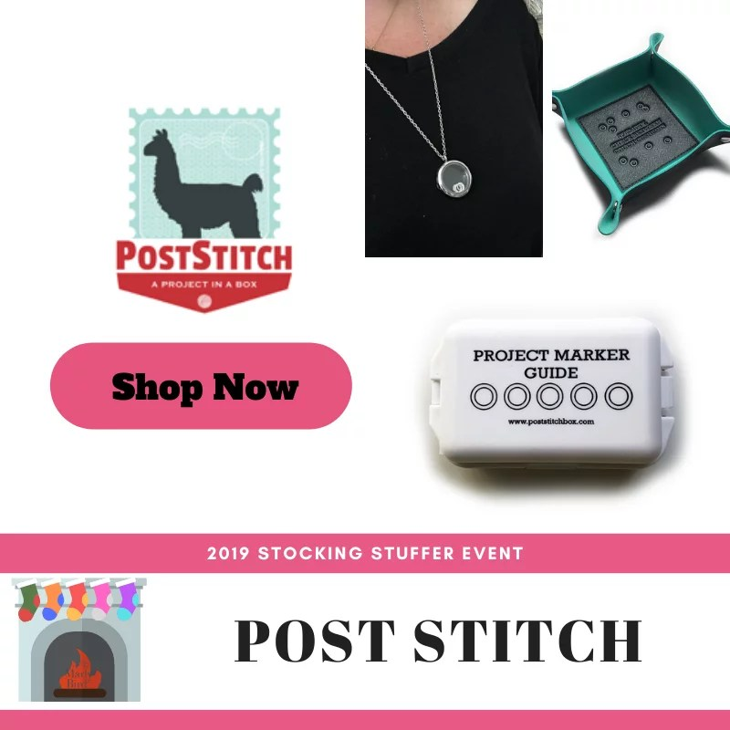 Shop Post Stitch-2019 Stocking Stuffer Event with Marly Bird