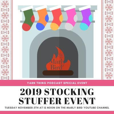 Gifts for Knitters and Crocheters-Stocking Stuffer 2019