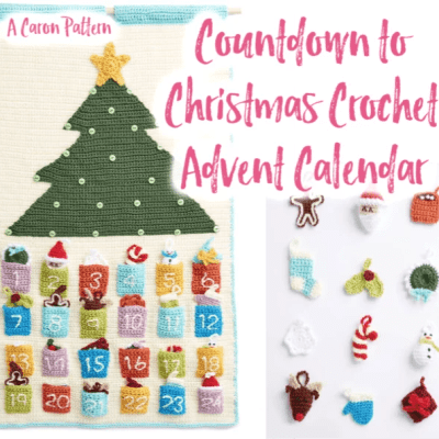 Crochet Christmas Advent Calendar