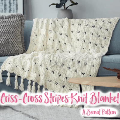 Chunky Knit Blanket