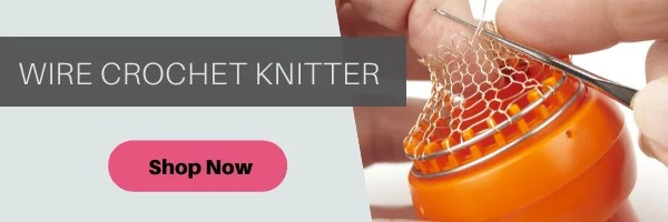 Shop wire crochet knitter