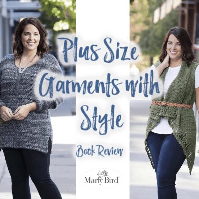 Plus Size Crochet Garments