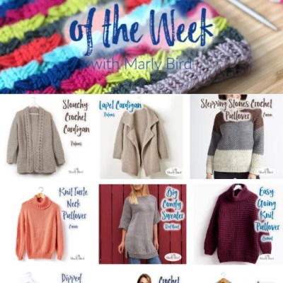 10 FREE Sweater Patterns | Knit and Crochet