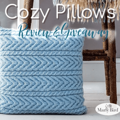 Knit Pillow Pattern || Cozy Pillows