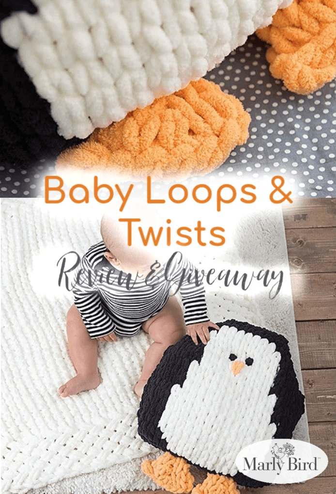 Baby Loops & Twists by Kristi Simpson