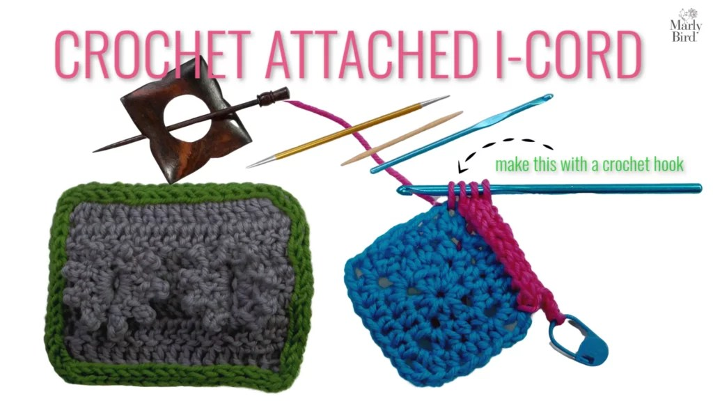 Crochet Video Tutorial | Learn to Make a Crochet I cord