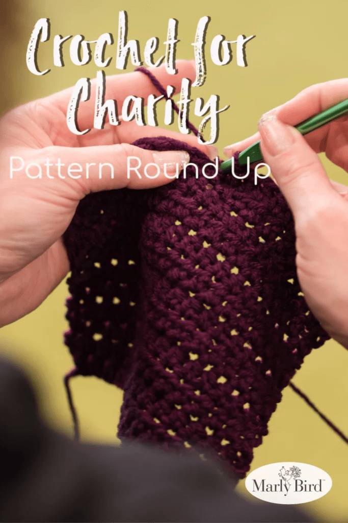 Best Patterns for Crochet Charity | Crochet for Charity