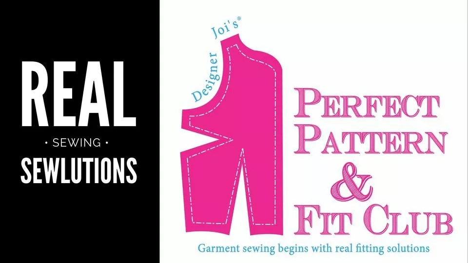 Perfect Pattern Club with Designer Joi