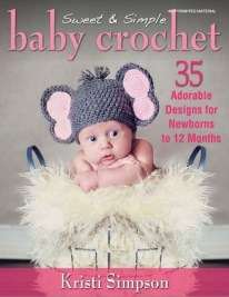 sweet and simple baby crochet