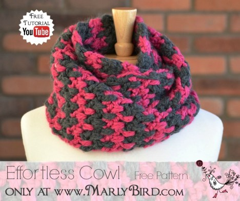 Free Pattern at www.MarlyBird.com