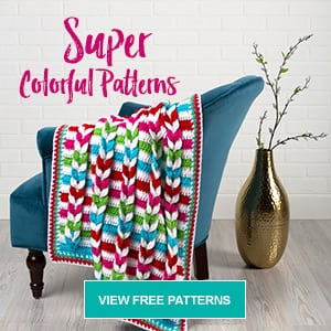 Red Heart Super Colorful Patterns