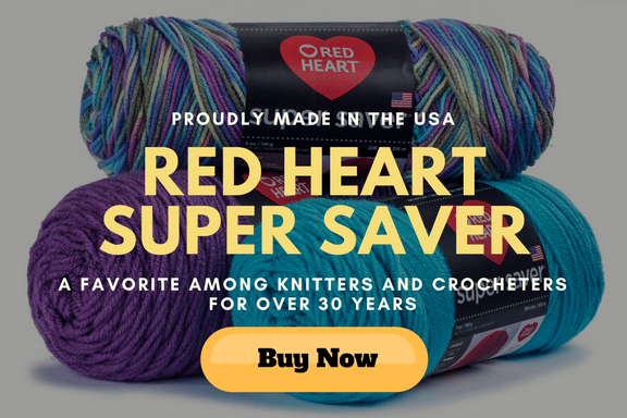 Red Heart Super Saver