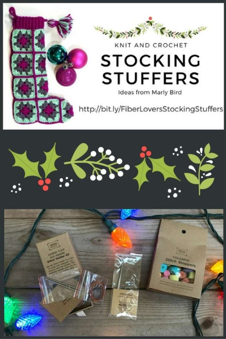 Knit and Crochet Gift Ideas with CoCoKnits