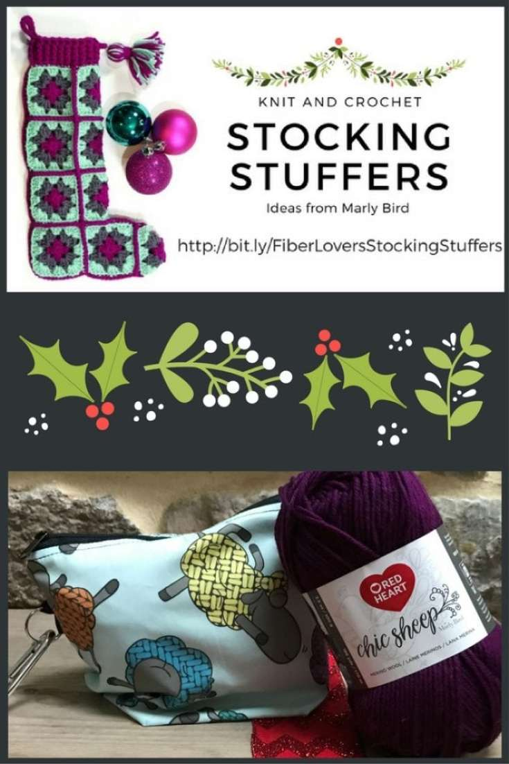 Knit and Crochet Gift Ideas with Erin Lane Bags