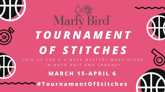 Marly Bird's Tournament of Stitches Mystery Make-Along