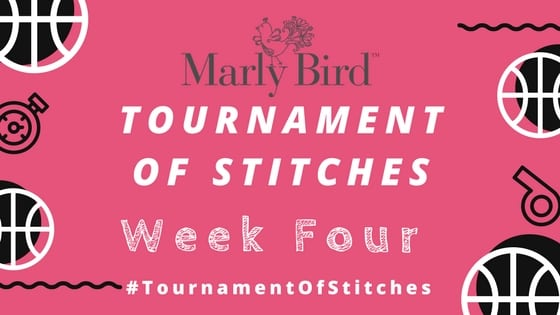 Marly Bird Tournament of Stitches Week 4 Clues