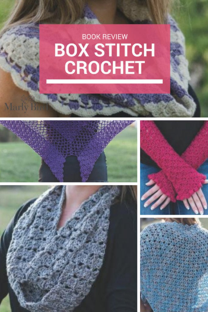 Book Review of Box Stitch Crochet