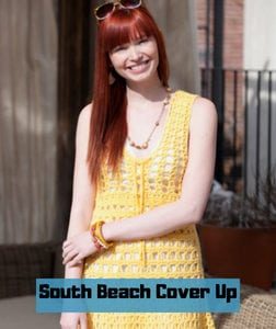 South Beach Cover Up
