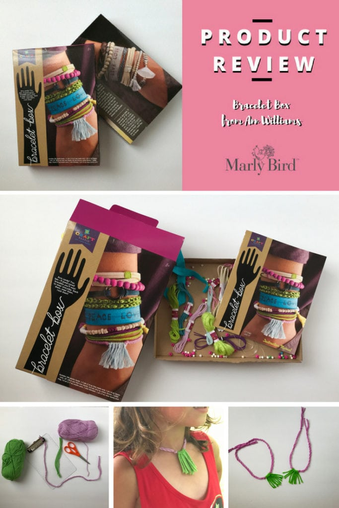 Product Review: Bracelet Box by Ann Williams