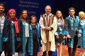 SAÜ Üniversite Dereceleri Ödül Töreni-2015
