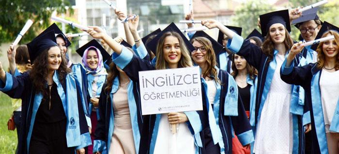 SAÜ Eğitim Fakültesi Mezuniyet Töreni-2015