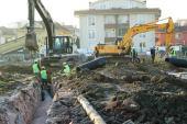 Kocaeli Tramvay güzergâhında altyapıçalışmaları sürüyor