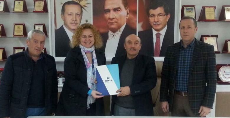 Adatıp ile Taraklı Belediyesi sağlık protokolü imzaladı