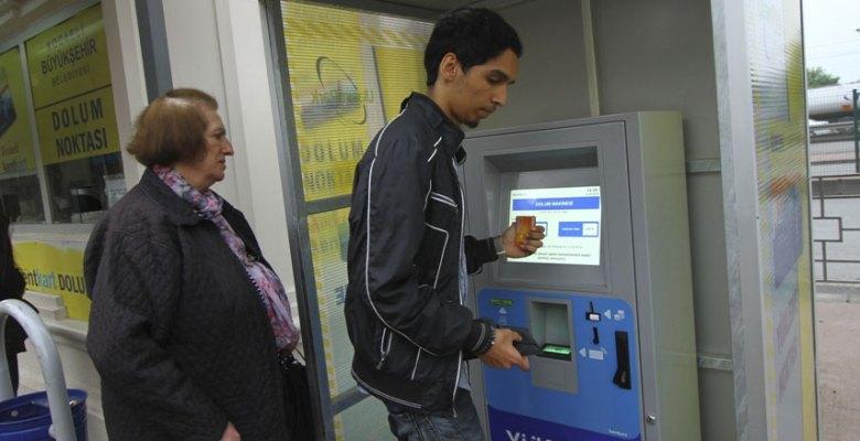 Ulaşımpark'tan ulaşımı kolaylaştıran sistem
