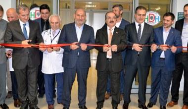 Hendek Devlet Hastanesi yoğun bakım servisi açıldı