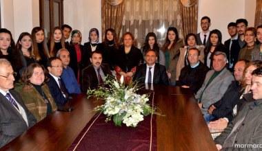 Rektör Coşkun'dan 15 Temmuz Konferansı