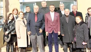 Bolu AK Parti'den Bürokratlara ziyaret