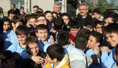 Karaosmanoğlu, ''Aile ile okulun kaynaşması başarıyı getirir''