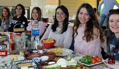 Sakaryalı Stajyer Avukatlar Kahvaltı'da buluştu