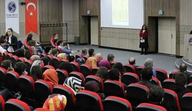 SAÜ'de Hukukta Sorumluluğa Güncel Yaklaşım konferansı düzenlendi