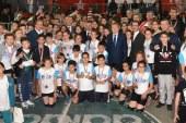 Balıkesir'de voleybol ve sokak basketbol turnuvası sona erdi