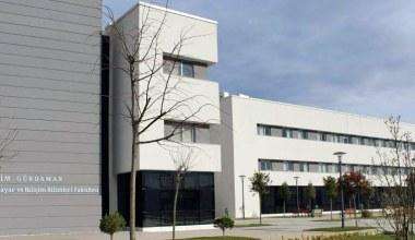 SAÜ Bilgisayar ve Bilişim Bilimleri Fakültesi