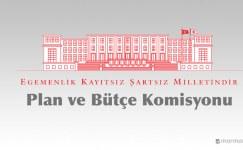 TBMM Plan ve Bütçe Komisyonu'nun görevleri