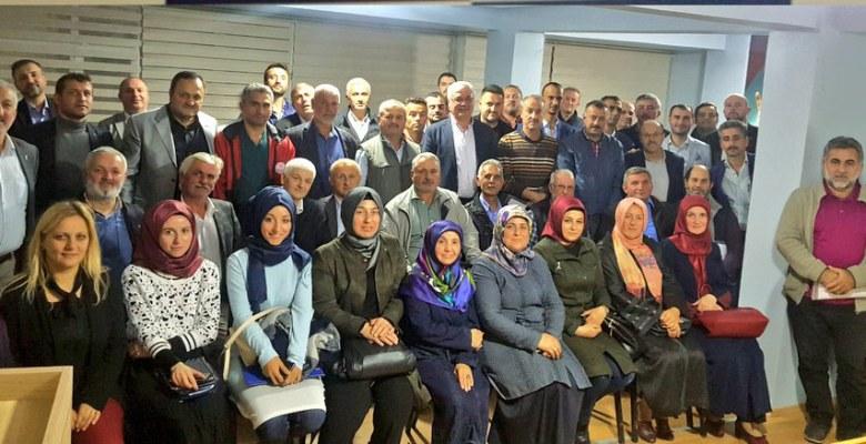 Adapazarı AK Parti, seçim çalışmalarına başladı